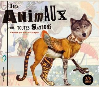 LES ANIMAUX EN TOUTES SAISONS