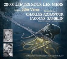 20 000 LIEUES SOUS LES MERS - D'APRES JULES VERNE