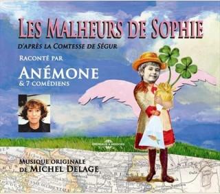 LES MALHEURS DE SOPHIE - D'APRES LA COMTESSE DE SEGUR