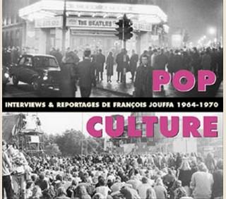 POP CULTURE (LES BEATLES, LES ROLLING STONES, CLAUDE FRANCOIS(...)