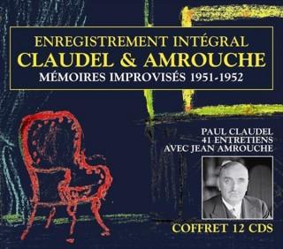 PAUL CLAUDEL & JEAN AMROUCHE