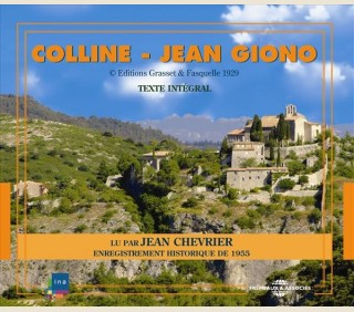 COLLINE - JEAN GIONO