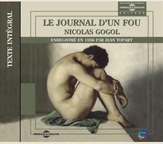 LE JOURNAL D'UN FOU - NICOLAS GOGOL