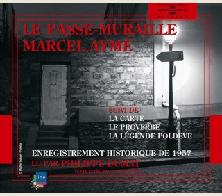 LE PASSE-MURAILLE - MARCEL AYME