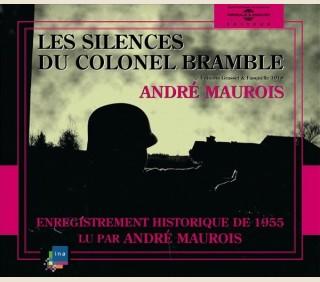 LES SILENCES DU COLONEL BRAMBLE - ANDRE MAUROIS