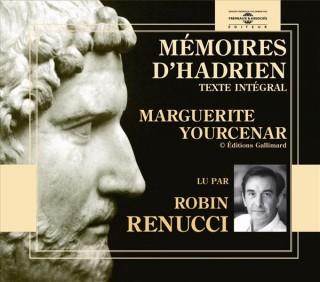 MEMOIRES D'HADRIEN - MARGUERITE YOURCENAR