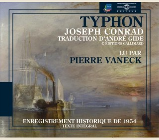 TYPHON - JOSEPH CONRAD (TRAD. ANDRE GIDE - © Gallimard)