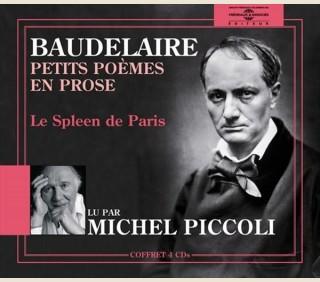 PETITS POEMES EN PROSE (LE SPLEEN DE PARIS) - BAUDELAIRE