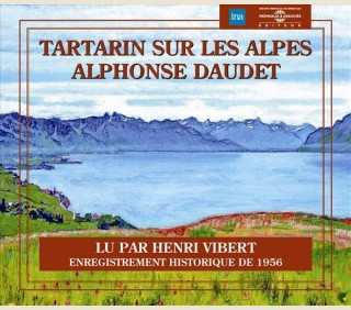 TARTARIN SUR LES ALPES - ALPHONSE DAUDET