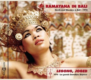 DEVILS AND WONDERS IN BALI (Ramayana, Legong, Joged)