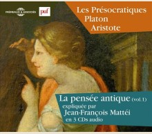 LA PENSÉE ANTIQUE Volume 1