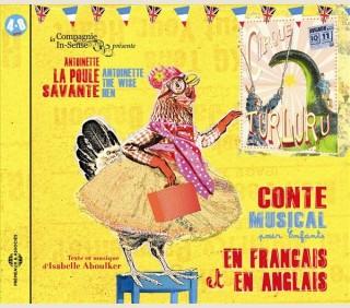 ANTOINETTE THE WISE HEN ( Musical story for children)