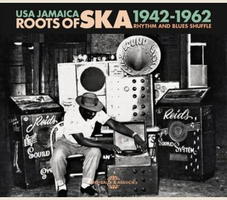 USA JAMAICA, THE ROOTS OF SKA