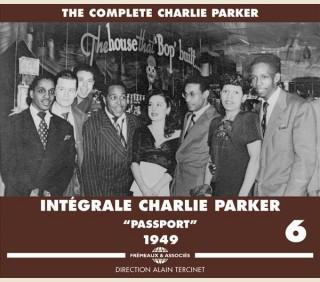 CHARLIE¨PARKER - INTEGRALE VOL 6