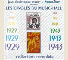 LES CINGLES DU MUSIC-HALL - COLLECTION COMPLETE