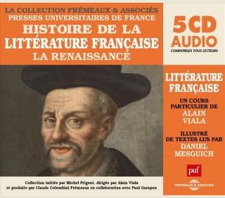 HISTOIRE DE LA LITTÉRATURE FRANÇAISE Volume 2