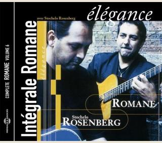 ÉLÉGANCE - ROMANE - INTÉGRALE  Vol.6
