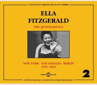 ELLA FITZGERALD - THE QUINTESSENCE VOL 2