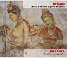 CEYLAN CHANTS D'AMOUR À SIGIRIYA, SRI LANKA