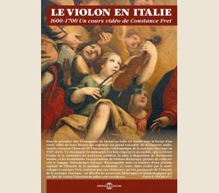 LE VIOLON EN ITALIE 1600-1700 - DVD