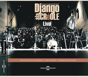 DJANGO À LA CRÉOLE - LIVE !