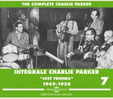 CHARLIE PARKER INTÉGRALE VOL. 7
