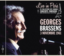 LIVE IN PARIS (3 NOVEMBRE 1961)