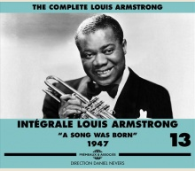 COMPLETE LOUIS ARMSTRONG  VOL. 13