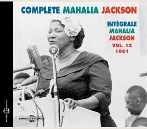 COMPLETE MAHALIA JACKSON VOL12