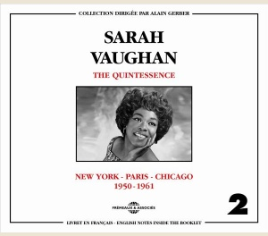 Quintessence of jazz sarah vaughan quintessence vol 2 fa298 sarah vaughan quintessence vol 2 stopboris Image collections