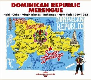 06ea1f491bc2 West Indies - Caraibes - DOMINICAN REPUBLIC MERENGUE - FA5450 – Frémeaux    Associés.