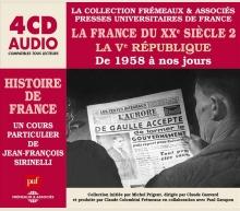 L'HISTOIRE DE FRANCE RACONTEE (8 coffrets)