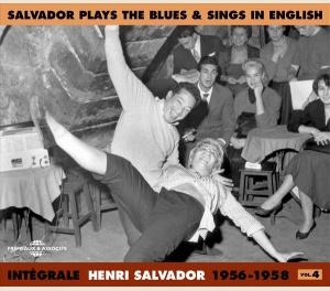 INTEGRALE HENRI SALVADOR VOL 4