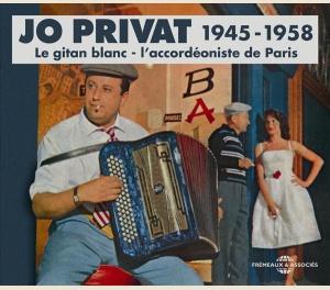 LE GITAN BLANC - L' ACCORDÉONISTE DE PARIS (1945-1958)