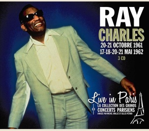 RAY CHARLES - LIVE IN PARIS