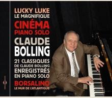 CINÉMA PIANO SOLO, 21 CLASSIQUES DE CLAUDE BOLLING