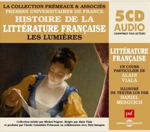 HISTOIRE DE LA LITTÉRATURE FRANÇAISE Volume 4
