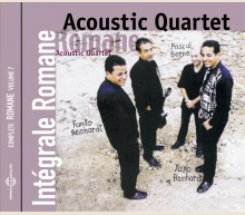 ACOUSTIC QUARTET  - ROMANE - COMPLETE VOL. 7