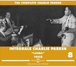 THE COMPLETE CHARLIE PARKER Vol 8