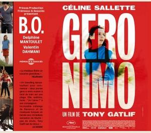 GERONIMO - BANDE ORIGINALE  - TONY GATLIF