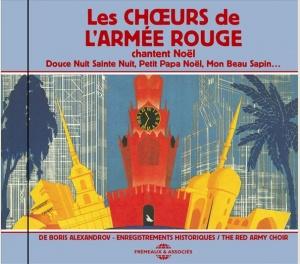 LES CHOEURS DE L'ARMÉE ROUGE DE BORIS ALEXANDROV  CHANTENT NOEL