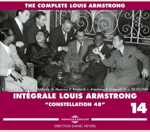 INTÉGRALE LOUIS ARMSTRONG VOL. 14