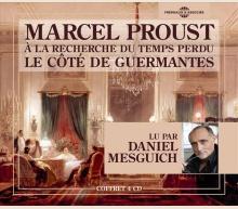 LE CÔTÉ DE GUERMANTES - VOL. 3 - MARCEL PROUST
