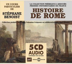 HISTORY OF ROMA