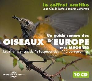 LE COFFRET ORNITHO EN 10 CDs