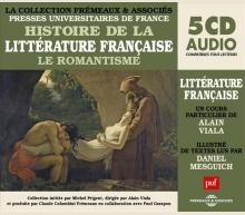 HISTOIRE DE LA LITTÉRATURE FRANÇAISE Volume 5