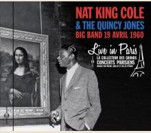 NAT KING COLE & THE QUINCY JONES BIG BAND