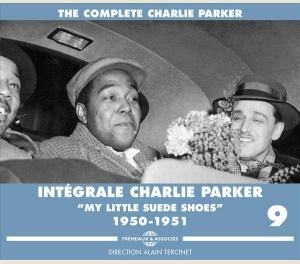 THE COMPLETE CHARLIE PARKER Vol 9