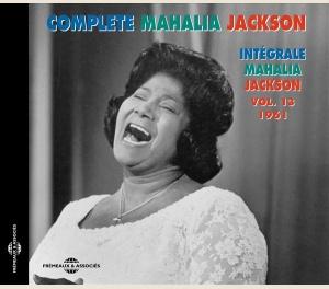 INTEGRALE MAHALIA JACKSONVOL 13