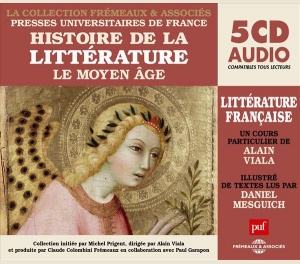 HISTOIRE DE LA LITTÉRATURE FRANÇAISE (PUF) ( FA5513 à FA5518)